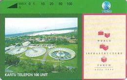 Indonesien - IND 317 WORLD IN. FORUM ASIA 4  - BUILDING - 100 UNITS - Mint - Indonesië