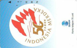 Indonesien - IND 319 50 YEARS OF INDONESIAN INDEPENDENCE 2 - 75 UNITS - Indonesië