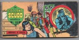 "Collana Scudo ""Raccolta Striscia"" (Dardo 1969) N. 24  ""Grande Blek"" - Boeken, Tijdschriften, Stripverhalen"