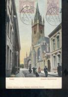 Venlo - Groote Kerkstraat - 1905 / Stempel Dordrecht 1921 - Venlo