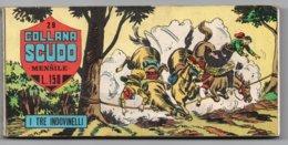 """Collana Scudo """"Raccolta Striscia"""" (Dardo 1970) N. 29  """"Capitan Miki"""" - Libri, Riviste, Fumetti"""