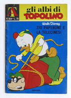 Fumetti Walt Disney - Gli Albi Di Topolino - N. 824 - Agosto 1970 - Boeken, Tijdschriften, Stripverhalen