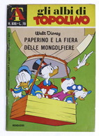 Fumetti Walt Disney - Gli Albi Di Topolino - N. 830 - Ottobre 1970 - Boeken, Tijdschriften, Stripverhalen