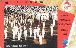 Indonesien - IND 324 CARNEVAL 2 - 125 UNITS - Indonesië