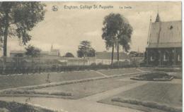 Edingen - Enghien - Collège St. Augustin - La Sortie - 1922 - Enghien - Edingen