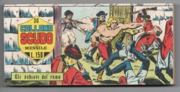 "Collana Scudo ""Raccolta Striscia"" (Dardo 1970) N. 30  ""Il Grande Blek"" - Boeken, Tijdschriften, Stripverhalen"
