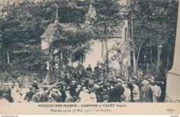 94) NOGENT-SUR-MARNE : GARNIER Et VALET Traqués (nuit Du 14 Au 15 Mai 1912 - La Pavillon) - Bande à Bonnot - Nogent Sur Marne