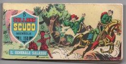 """Collana Scudo """"Raccolta Striscia"""" (Dardo 1968) N. 5  """"Capitan Miki"""" - Libri, Riviste, Fumetti"""
