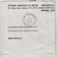 EPINAL (Vosges)  R.P. PP.JOURNAUX  25 6 1999 - Marcophilie (Lettres)
