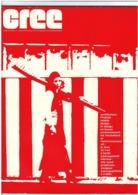 CREE 07.1971 - Revue De Design, Art & Environnement - Orly Créteil Savignac Camping-car Urbanisme - 100 Pages - Livres, BD, Revues
