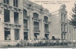 93) LIVRY-GARGAN : Ancienne Demeure De Madame Sévigné - Façade - Militaires - Livry Gargan