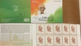 Viet Nam Vietnam Booklet Issued On 2th Of Oct 2019 : 150th Birth Anniversary Of Mahatma Gandhi (Ms1115) - Vietnam