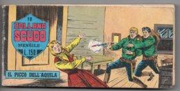 """Collana Scudo """"Raccolta Striscia"""" (Dardo 1969) N. 19  """"Capitan Miki"""" - Libri, Riviste, Fumetti"""