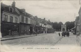 Amiens L'Entrée De La Hotoie - Amiens