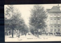 Roermond WIllem II Singel 1905 - Maastricht Venloo III 1906  Grootrond - Roermond