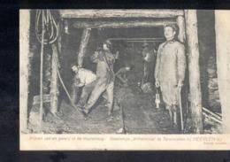 Heerlen Terwinselen Staatsmijn Emma 1912 - Grootrond Sittard Herzogenrath B - Heerlen