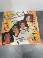 Culture Club - Do You Really Want To Hurt Me - Virgin Records 600.692 - 45 Tours Maxi - 1982 - 45 G - Maxi-Single
