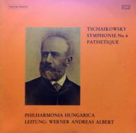 * LP *  TSCHAIKOWSKY - SYMPHONIE No.6 (PATHETIQUE) - PHILHARMONIA HUNGARICA (Dui EX/EX-) - Klassik