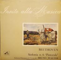 "* LP *  BEETHOVEN: SINFONIA Nr.6 "" PASTORALE""  - VIENNA PHILHARMONIC ORCHESTRA / BRUNO WALTER - Klassiekers"