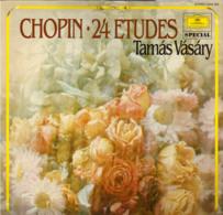 * LP * CHOPIN - 24 ETUDES - TAMAS VÁSÁRY - Klassiekers