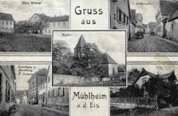 Deutschland - Bad Duerkheim -  Obrigheim - Gruss Aus Mühlheim A. D. Eis - Bad Duerkheim