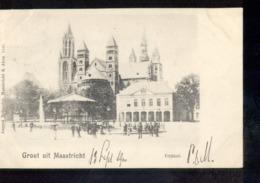 Maastricht - Vrijthof - 1900 - Venloo Maastricht V 5 - Maastricht