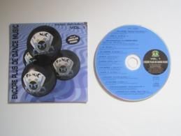 CD PANIC RECORDS VOL.1 ENCORE PLUS DE DANCE MUSIC INCLUS JINGLES PANIC - Compilations