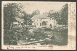 Urbeis, Dans Le Val De Villé, Restauration Ransept. CPA De 1901 - Selestat