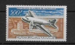 MAURITANIE - POSTE AERIENNE - AVION - YVERT 23 ** MNH - COTE = 15 EUR - Mauritania (1960-...)