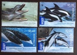 Australia 2009 WWF Dolphins MNH - Dolphins