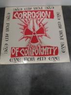 Corrosion Of Conformity - Eye For An Eye - Caroline - Carol 1356 - 1988 - Rock