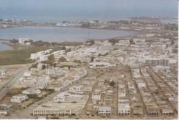 CPM - DJIBOUTI - LA CAPITALE VUE D'AVION - VUE AERIENNE - - Djibouti