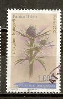 Andorra 2012 Fleur Flower Obl - Used Stamps