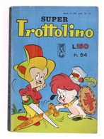 Fumetti - Super Trottolino - N. 54 - Ottobre 1964 - Boeken, Tijdschriften, Stripverhalen