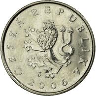 Monnaie, République Tchèque, Koruna, 2006, TTB, Nickel Plated Steel, KM:7 - Czech Republic