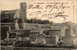 CPA BOLLENE - Vue Panoramique Prise De La Tour (512027) - Bollene