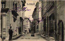 CPA Le VAUCLUSE Pitt. - BOLLENE - La Grande Rue (512051) - Bollene