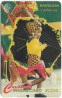 Antigua & Barbuda - 40 Years Carnival Oceana Roberts, 181CATF, 1997, 30.000ex, Used - Antigua En Barbuda