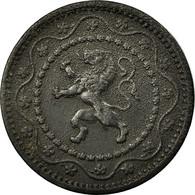 Monnaie, Belgique, 10 Centimes, 1915, TTB, Zinc, KM:81 - 1909-1934: Albert I