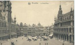 Brussel - Bruxelles - La Grand'Place - Ern. Thill Serie 1 No 53 - Places, Squares