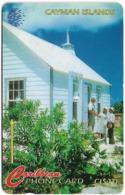 Cayman Isl. - Baptist Church, 163CCIB, 1997, 39.000ex, Used - Kaaimaneilanden