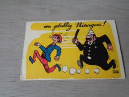 Strip ( 29 ) Strips    Kapoentje ?  Piet Fluwijn Door Marc Sleen - Comics