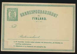 FINLAND  KORRESPONDANSKORT - Finlandia