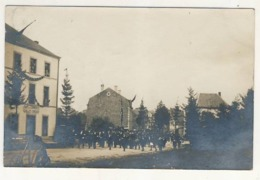 Photo-carte BERTRIX 1910 LENZEN ? Circonstances ? - Bertrix