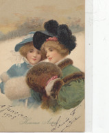 Illustrateur  M M Vienne 285 Heureuse Annnee - Vienne