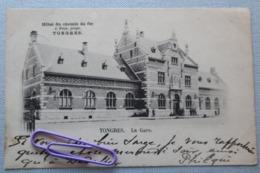TONGEREN : La Gare En 1900 - Tongeren