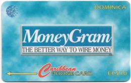 Dominica - MoneyGram, 203CDMA, 1997, 20.000ex, Used - Dominica