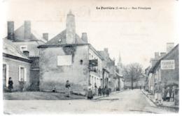 LA Ferrière. Rue Principale - Andere Gemeenten
