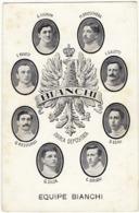 CICLISMO - EQUIPE BIANCHI - G.LIGNON, M. BRUSCHERA, C. GALLETTI, D. BENI, C. ORIANI, G. DILDA, E. PAVESI,ecc- Vedi Retro - Cycling