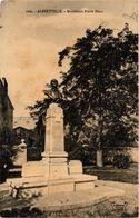 CPA ALBERTVILLE Monument Pierr Blanc (336688) - Albertville